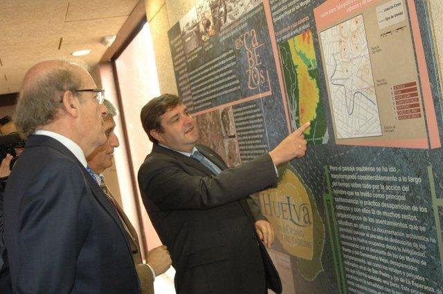 Inauguran El Centro De Interpretación Arqueológica 'Huelva, Ciudad Milenaria'.