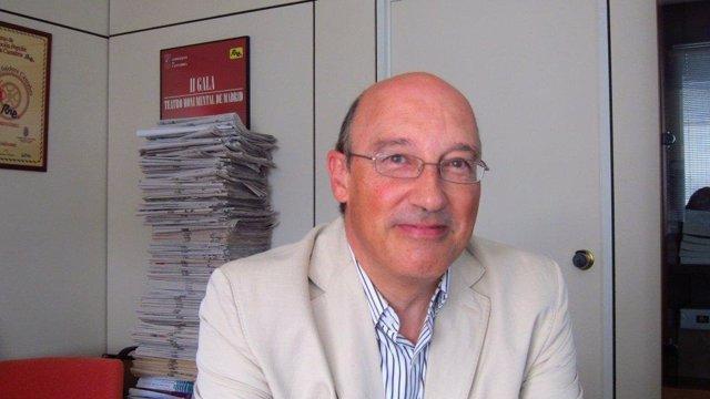 Federico Gutiérrez-Solana, Rector UC Y Presidente CRUE