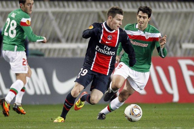 Paris Saint Germain Vence Al Athletic Club