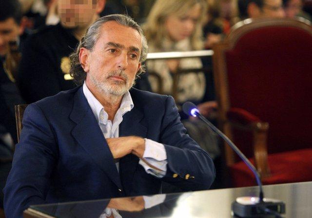 Francisco Correa En El Juicio De Camps Y Costa