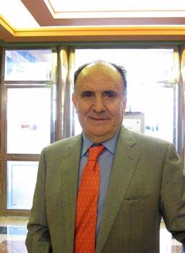 El P Residente Del Consejo De Turismo De La CEA, Miguel Sánchez