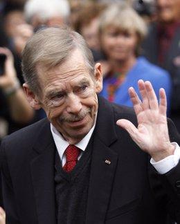 Ex Presidente De Checoslovaquia, Vaclav Havel