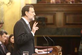 Rajoy prevé sanear balances con la venta de viviendas en manos de la banca