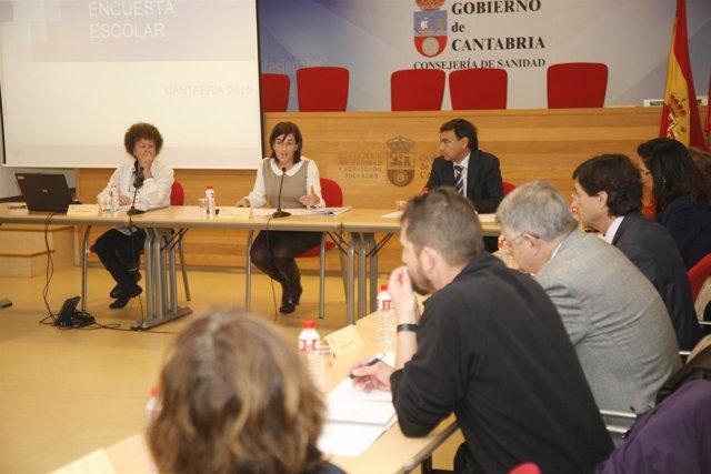 Sáenz De Buruaga Se Reúne Con El Consejo Asesor Sobre Drogas