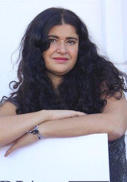 La Escritora Lucía Etxebarría