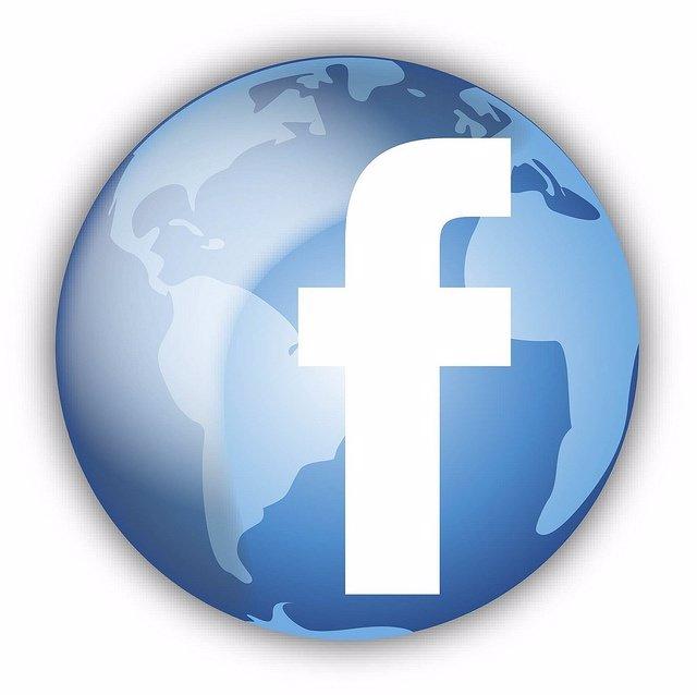 Logotipo Facebook Mundo