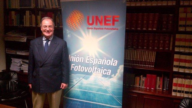 Alberto Javier Cuartas, elegido delegado de la UNEF en Cantabria