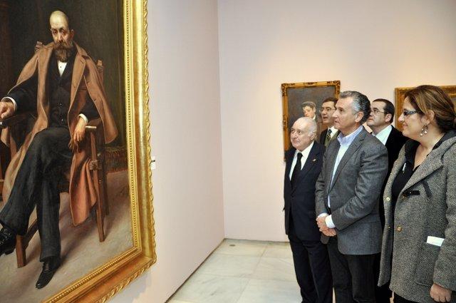 Exposición Del Museo De Málaga En Homenaje A José Nogales