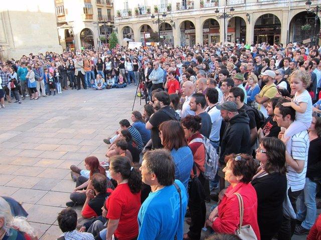 Asamblea 15M En Logroño