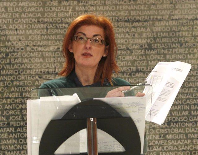 Presidenta De La FVT, Maite Pagazartundúa