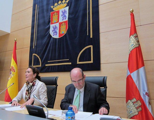 Reunión Del Patronato De La Fundación Villalar-Castilla Y León