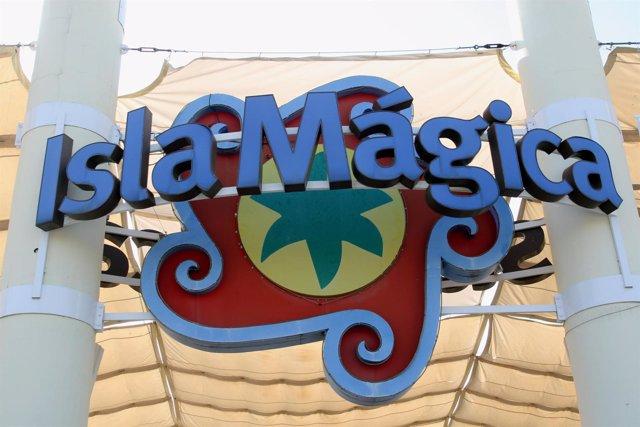 Parque temático Isla Mágica en Sevilla