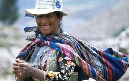 """Los indígenas sudamericanos deberían tener """"derechos de autor"""" por la venta de patatas"""