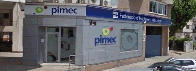 Sede De La Federación De Hostelería De Lleida