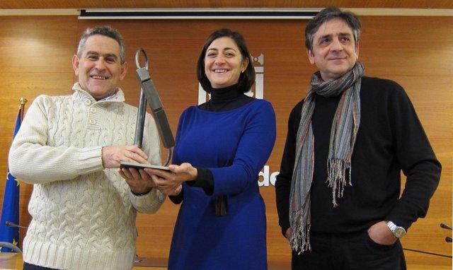 Perfecto Uriel, Pilar Montes Y José Carlos Balanza