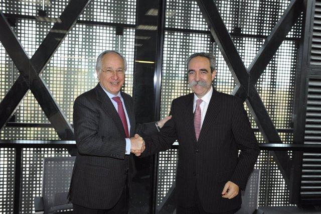 Acuerdo De Colaboración IBM-La Caixa