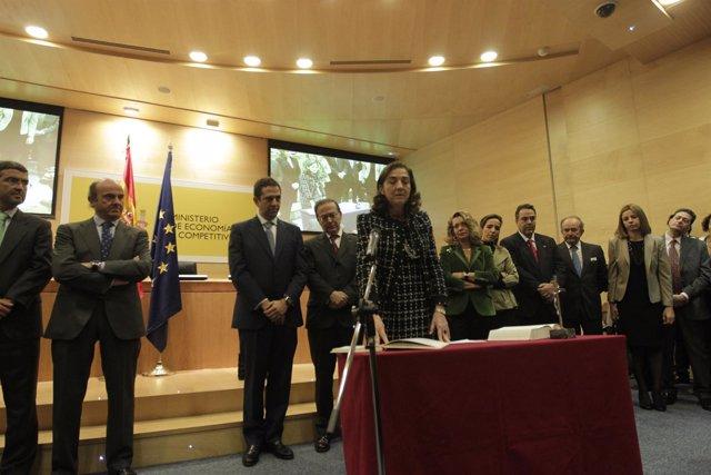 Carmen Vela Olmo, Secretaria De Estado De Investigación, Desarrollo E Innovación