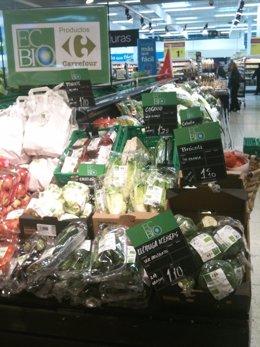 Uno De Los Supermercados Carrefour