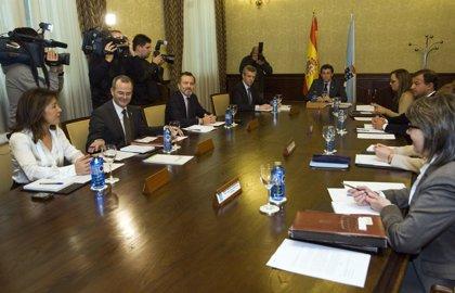 La Xunta reduce cuatro órganos de dirección de su estructura tras pasar de diez a ocho las consellerías