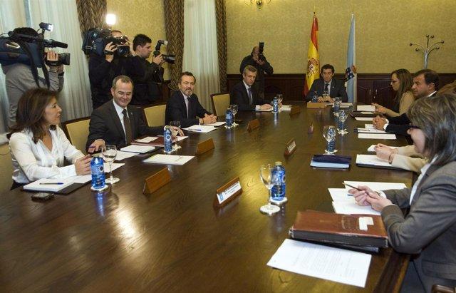 La Xunta Reduce Cuatro órganos De Dirección De Su Estructura