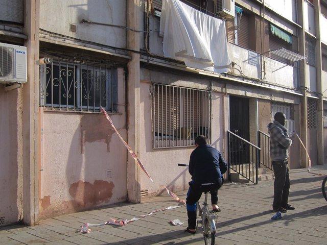 Asesinan A Un Senegalés En El Barrio Del Besòs De Barcelona