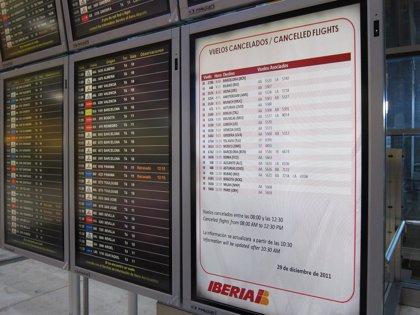 La reunión entre Sepla e Iberia finaliza sin avances