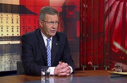"""El presidente alemán reconoce que fue un """"error"""" presionar al diario 'Bild' pero descarta dimitir"""