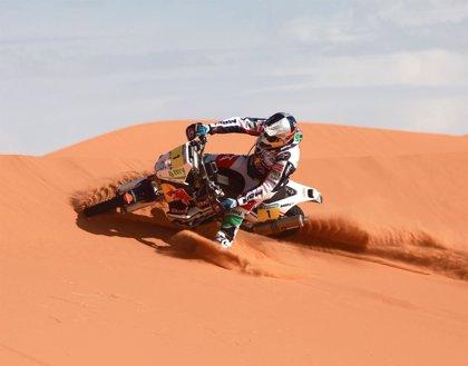 "Rally/Dakar.- Coma (KTM): ""Por el momento estoy presente"""