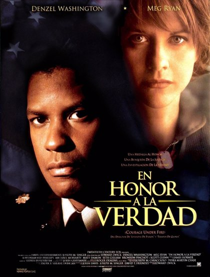 Denzel Washington protagoniza 'En honor a la verdad'