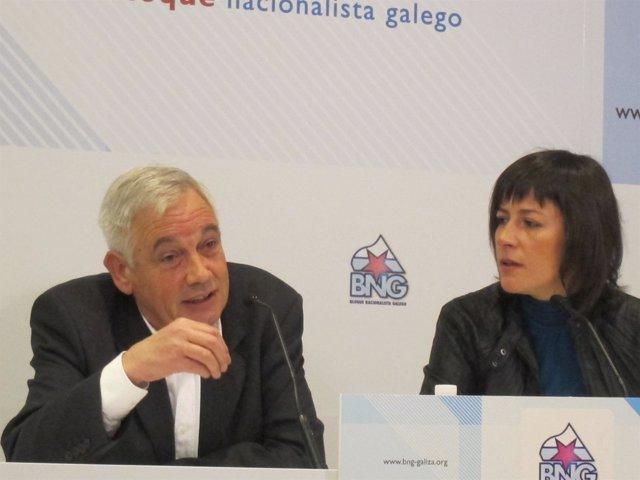 Guillerme Vázquez Y Ana Pontón