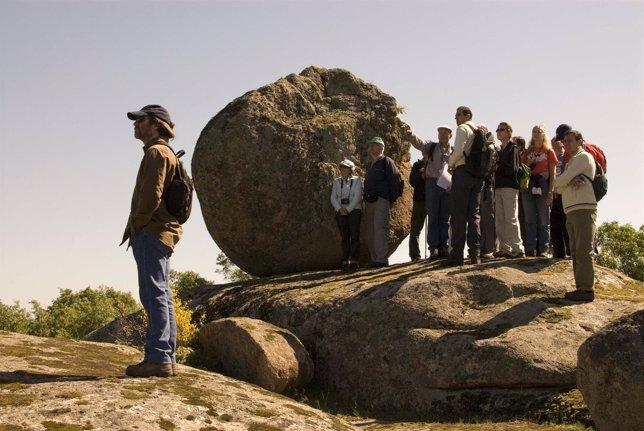 Expedición Geológica En Segovia