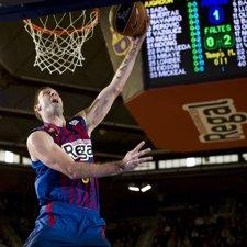 Chuck Eidson Con El Regal Barcelona