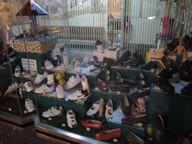 Comercio, Zapatería Infantil, Zapatos