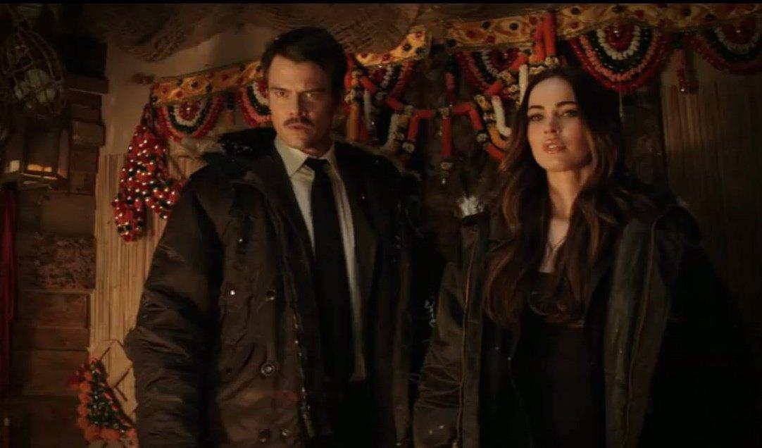 Megan Fox Y Josh Duhamel En El Trailer De Los Oscar