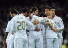 El Real Madrid Vence Al Granada