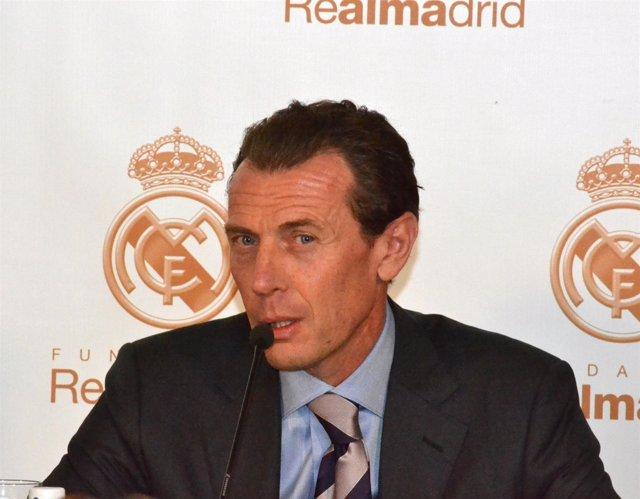 Emilio Butragueño Realmadrid