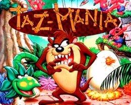 Serie Infantil 'Tazmania'