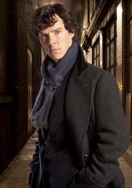 Benedict Cumberbatch En La Serie 'Sherlock'