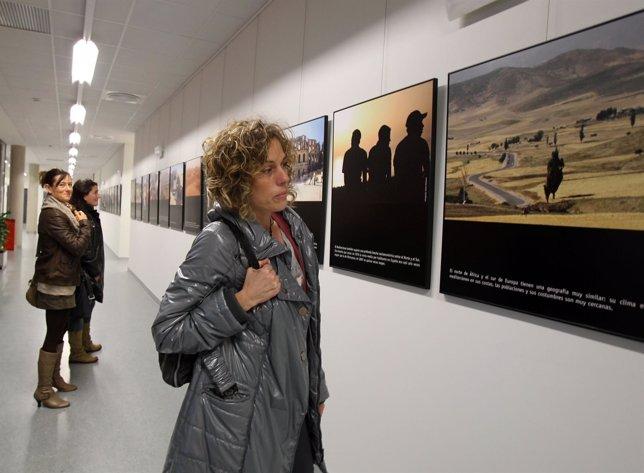 La UPNA Expone Una Selección De Fotografías De Diez Autores Sobre El Magreb.
