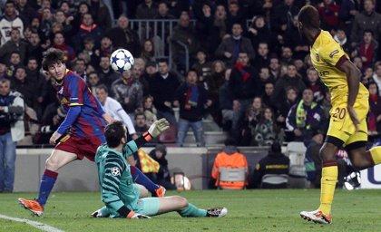 """Fútbol.- Messi, sobre el Balón de Oro: """"Xavi y el resto son fundamentales para que pueda lucirme"""""""