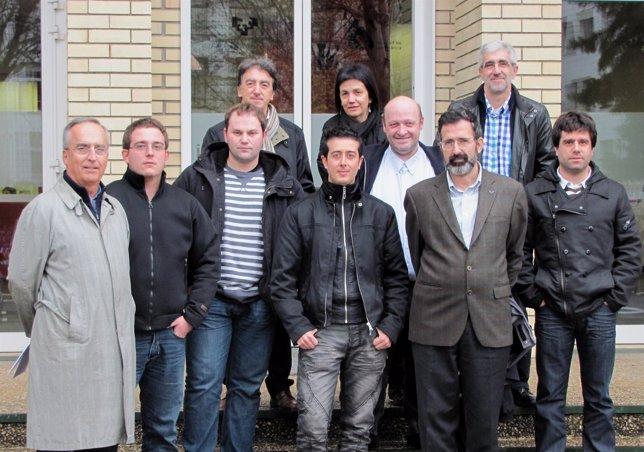 El Grupo De Investigación Erabaki Al Completo