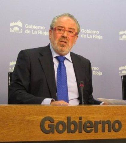 """La Rioja """"da mucho más de lo que recibe"""" en materia sanitaria, según Nieto"""