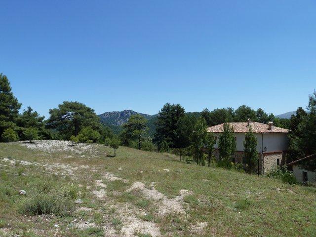 Entorno De La Casa De Las Acebeas, En La Sierra De Segura.