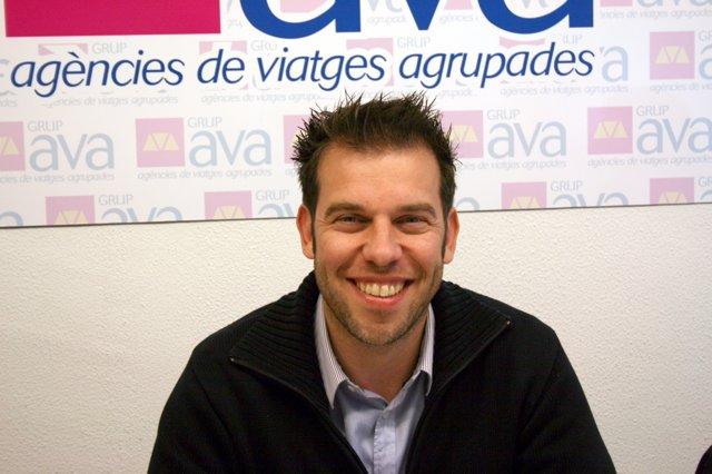 Pau Alemany, Nuevo Presidente Grupo AVA