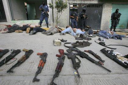 La guerra contra los cárteles ha dejado unas 47.500 personas muertas en México