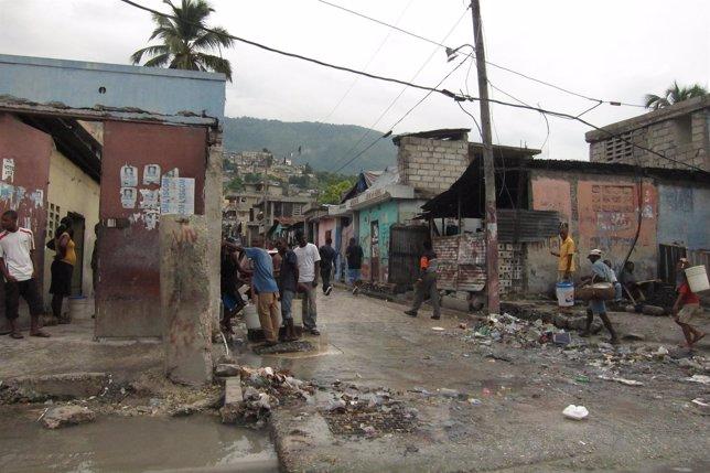 Calles De Haití