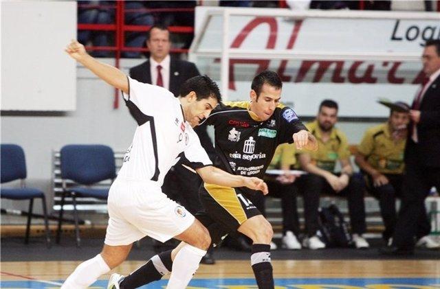 El Caja Segovia Aspira A Derrotar Al Inter