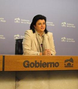 Conchi Arruga, Consejera De Hacienda Y Administración Pública