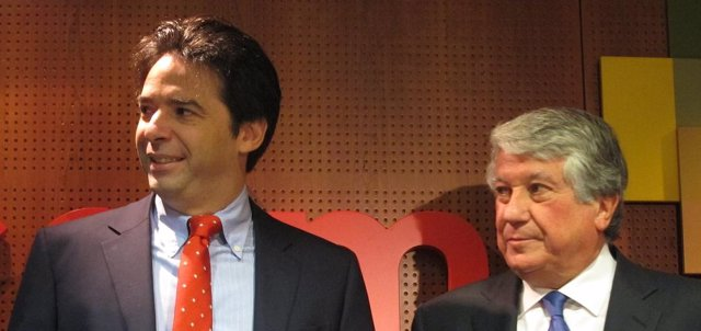 Percival Manglano Y Arturo Fernández