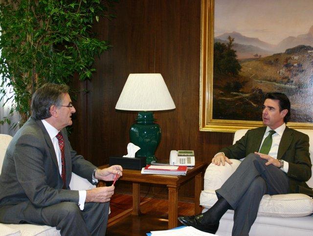 Ovidio Sánchez Y José Manuel Soria